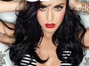 Katy Perry costume bagno sulla copertina