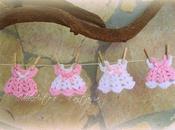 Mini-abitini crochet