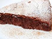 Libri Torta Morbida Cioccolato Fondente (Senza Farina) Soft Flourless Chocolate Cake