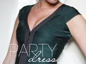 PARTY DRESS Emerald Green!