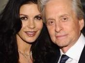 Michael Douglas Catherine Zeta Jones risposano Valentino!