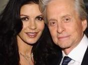 Michael Douglas Catherine Zeta Jones risposano Valentino!