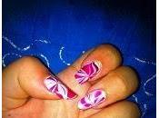 Tutorial NailArt: Pink Marble consigli WaterMarble