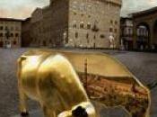 Ivasione artistica Firenze