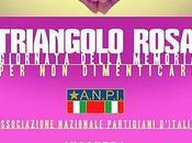 """""""Triangolo rosa"""", Giornata della Memoria ANPI Arcigay"""