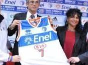 Basket: Enel Brindisi presenta nuovo sponsor aspetta l'Acea Roma