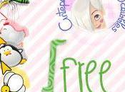 Animals Free Cursor: gattino, apetta,pinguino,zanzara gallina