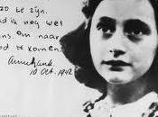 gennaio: Giornata della Memoria dedicata Anna Frank