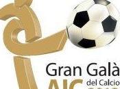 Gran Galà Calcio 2013, diretta Sport alle