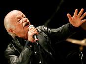 """Sanremo 2014, Gino Paoli: """"Andrò Festival febbraio cantare Andrè, Tenco Bindi Lauzi; Fazio incastrato"""""""