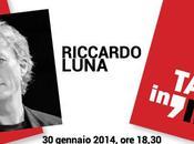 Riccardo Luna inaugura Roma Talking 2014