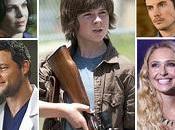 SPOILER Walking Dead, Nashville, Grey's Anatomy, OUAT, Reign, Sleepy Hollow, Following, Dracula Dallas