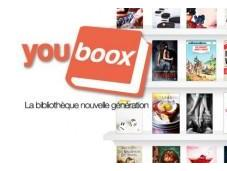 Arriva streaming libri, Youboox
