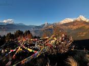 Nepal, giardino esplorare cime dell'Himalaya