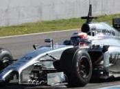 Test Jerez, Magnussen McLaren