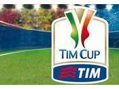 Orari programmazione semifinali Coppa Italia