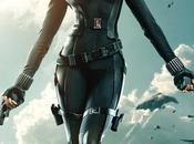 Chris Evans, Samuel Jackson Scarlett Johansson characters poster Captain America: Winter Soldier