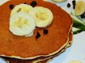 Ricetta banana pancakes