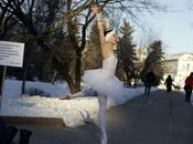 Aleksandra Portiannikova danza gradi contro leggi liberticide russe