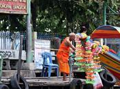 Bangkok scoprire: barca lungo Khlongs Thonburi, seconda parte