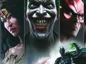 Injustice: Among #1-4 (Taylor, Raapack, Miller, AA.VV)