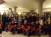 Aprica, Park Hotel Bozzi lezione sicurezza alunni dell'Alberghiero Alassio