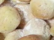 Castagnole ricotta crema limoncello