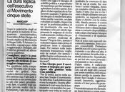 Capogruppo Maggioranza Comune attacca duramente MeetUp Amici Beppe Grillo Giorgio Sannio