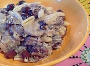 Gnocchetti sardi radicchio, funghi champignon olive taggiasche collaborazione Villa D'Este Home)
