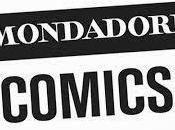 fantastica, mondadori comics tris!