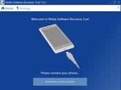 Recupero proprio Nokia Software Recovery nuovo Tool rimediare aggiornamento firmware andato male!