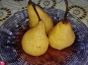 Pere cannella vaniglia, dolcezza salva-intolleranze