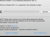 Come eseguire jailbreak untethered 7.0.5 iPhone Guida aggiornata