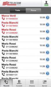 Telefono Casa: smartphone diventa cordless Telecom Italia [Google Play AppStore]