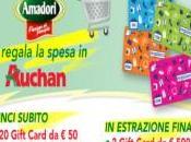 "Siracusa: furto gift card all'Auchan, dipendente ""furba"" acquisti tessere clienti"