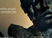 MUSE INTERIORI, mostra Alessandra Spigai Trieste