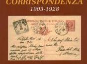 Corrispondenza 1903-1928 silvio cucinotta alessio giovanni