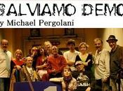 """Sono Michael Pergolani, 2002 ideatore conduttore insieme Renato Marengo """"Demo, l`Acchiappatalenti""""."""