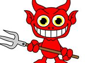 diavoletto senza corno