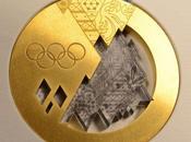 Sochi 2014: medaglia frammenti meteorite