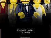 Poster film candidati agli Oscar 2014 rifatti LEGO