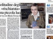 piccola-grande Maria Teresa Scibona NAZIONE. poesia.