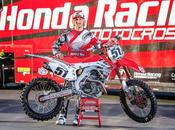 Honda 450R Team Muscle Milk Supercross 2014