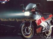 Vintage Japan Brochures: Suzuki Walter Wolf Special Version