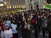 Milano contro violenza sulle donne