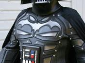 Vader Darth traveste Batman
