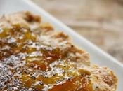 Crostata grano saraceno marmellata arance amare semi papavero