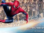 Spider-Man cima grattacielo OsCorp nuovo banner Amazing Potere Electro