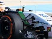Test Bahrain, Hulkenberg subito