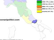 Sondaggio SCENARIPOLITICI febbraio 2014): MOLISE, 33,0% (+2,0%), 31,0%, 27,5% torna primo partito superando perde punti. Bene Forza Italia crescita 19%.